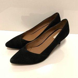 Black Shoes. Size 6.